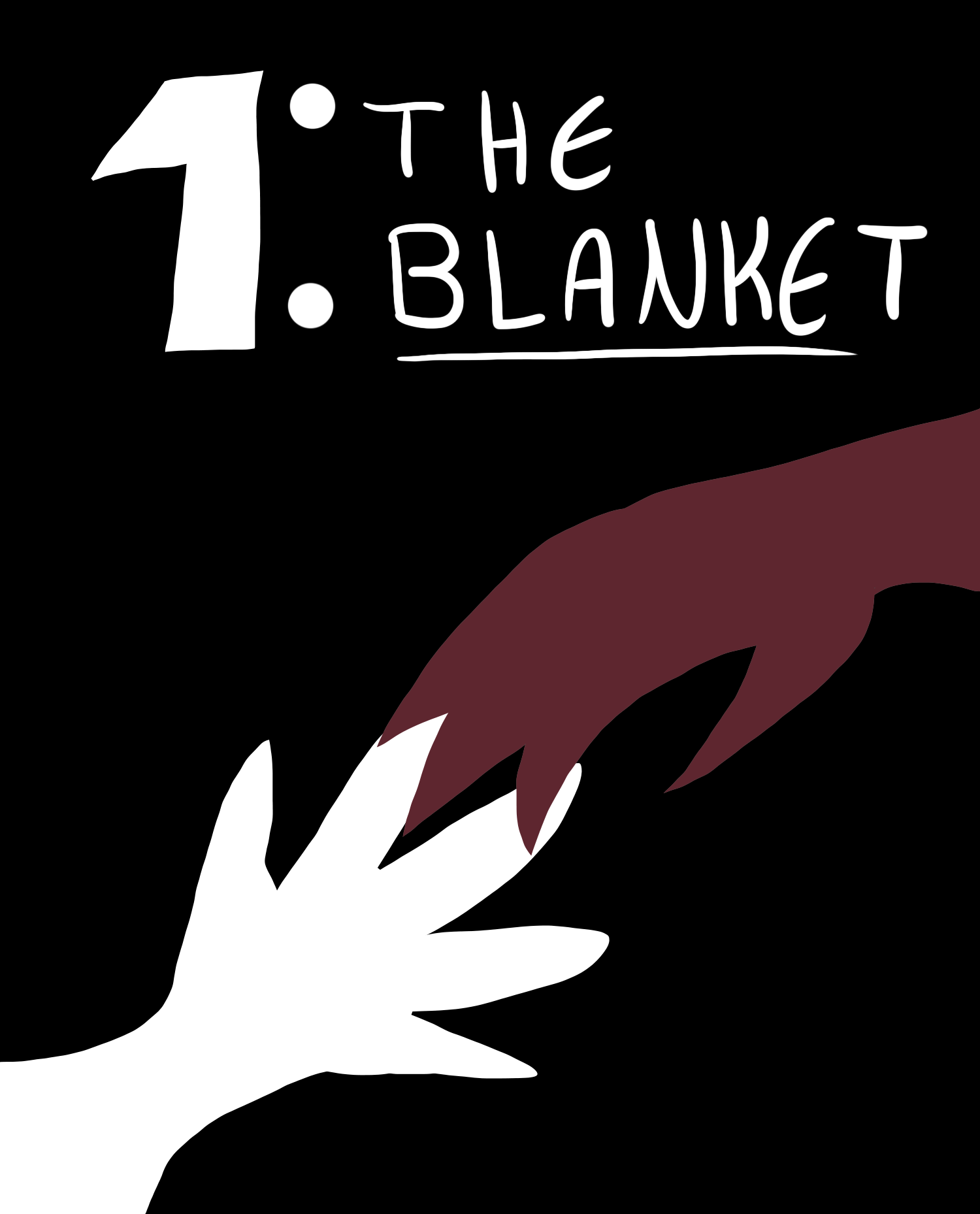 The Blanket Coverpage
